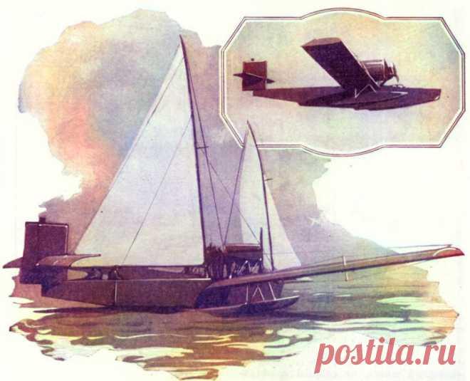 Rohrbach Ro II. Летающая лодка — первенец Адольфа Рорбаха — Rohrbach Ro II — летающая лодка, которая стала первой работой самостоятельного конструктора Адольфа Рорбаха и его одноименного завода