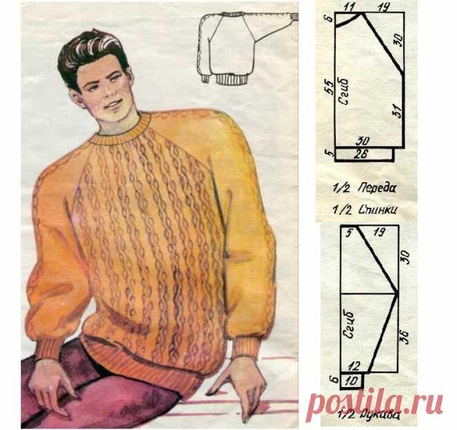 Вязание спицами. Теплые пуловеры к зиме.   Вязание круглый год   Яндекс Дзен