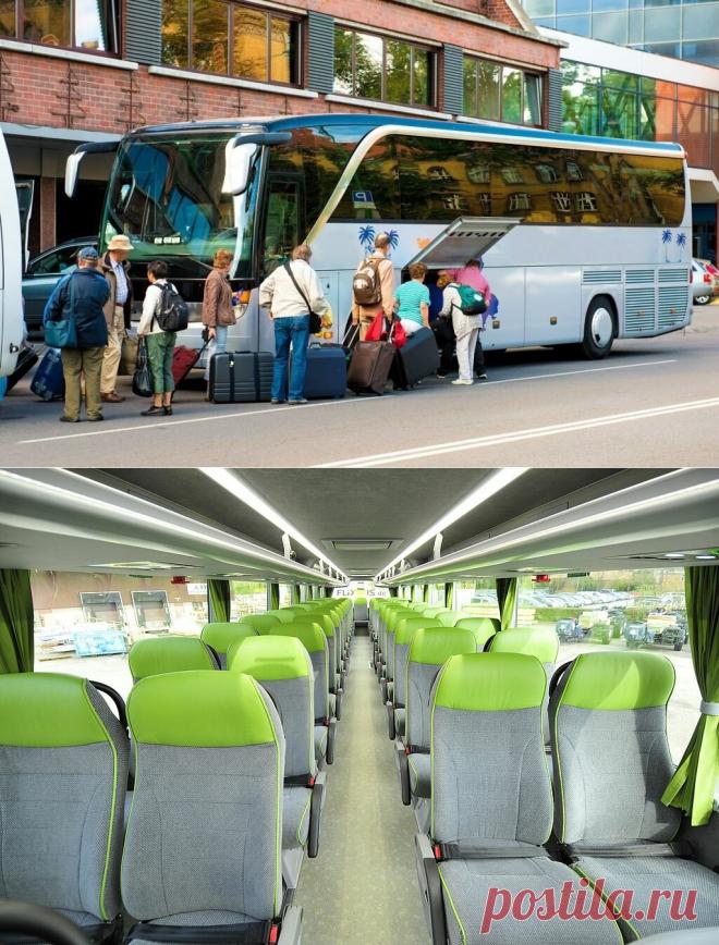 5 главных отличий межгород автобусов в России и Европе   Неутомимый странник   Яндекс Дзен