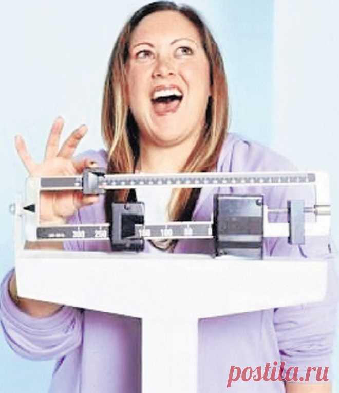 пять простых советов для нормализации веса.