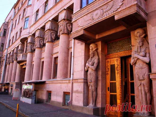 Zaharevsky ul, 23, San Petersburgo - Todas las casas de Rusia