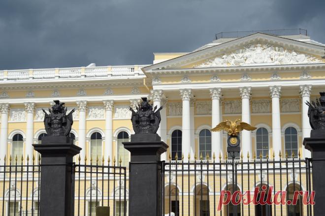 Виртуальные прогулки по Русскому музею. Санкт-Петербург. Часть 2.