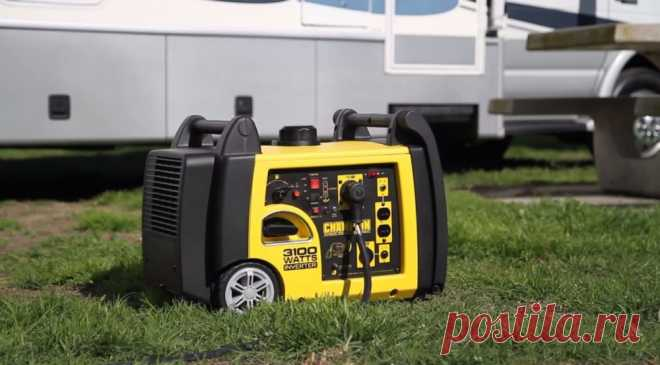 Champion 75537i Inverter Generator: Personal Review From an Owner - Campers Mag The Champion 75537i is the kind of RV accessory, which has easily won a place among the essentials. The capacities of this generator are mesmerizing.