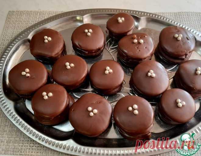 Быстрое печенье на сковородке – кулинарный рецепт