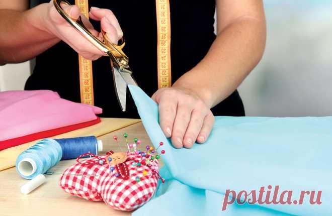 7 главных ошибок, которые совершают при раскрое ткани 7 главных ошибок, которые совершают при раскрое тканиРаскрой ткани - это основной и самый важный процесс в пошиве одеждыОт правильного раскроя зависит посадка изделия на фигуре и внешний вид самого изделия.1. Кроить наугад, без линейки, с разными припусками на швы.Если не соблюдать...