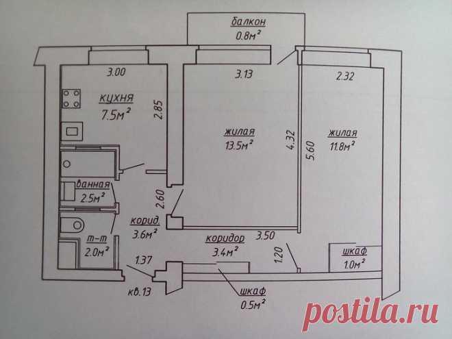 Моя квартира — мой дизайн