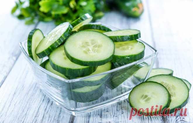 5 продуктов, которые увлажняют кожу изнутри • INMYROOM FOOD
