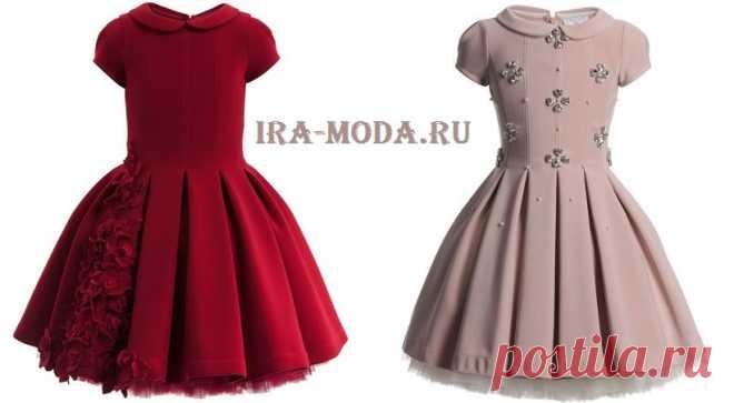 7f6b4d05ee35168 Нарядные платья для девочек 2017 фото новинки фасоны | детские ...