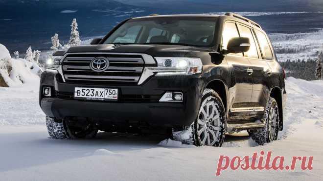 В России отзывают 82 тысячи внедорожников Toyota и Lexus — они могут загореться - читайте в разделе Новости в Журнале Авто.ру Новинки автомобильного рынка в Журнале Авто.ру - В России отзывают 82 тысячи внедорожников Toyota и Lexus — они могут загореться в разделе Новости