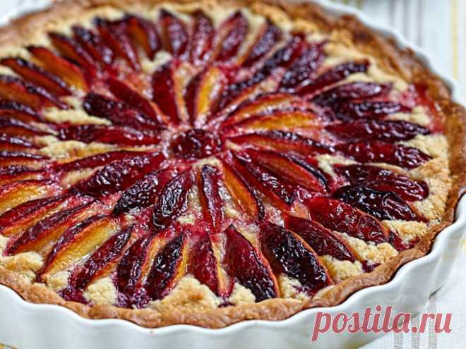 Пирог со сливами нью йорк таймс рецепт с фото - Рецепты - Выпечка - Smak.ua