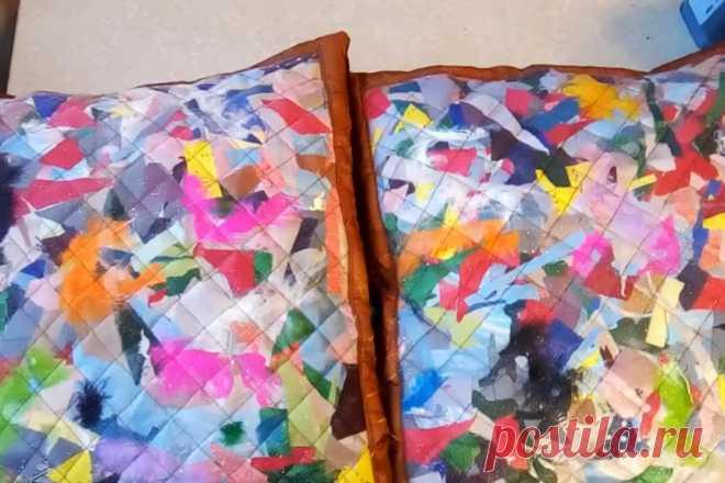 Техника «Пицца» в лоскутном шитье, или как избавиться от остатков ткани | Самошвейка | Яндекс Дзен