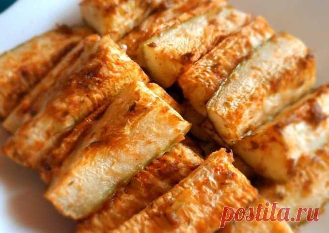 (3) Палочки из кабачков в духовке - пошаговый рецепт с фото. Автор рецепта Ирина . - Cookpad