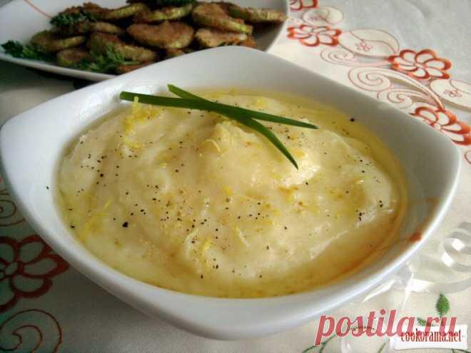 Скордалия (греческий соус) / Соусы к овощам / Кукорама — вкусные рецепты!