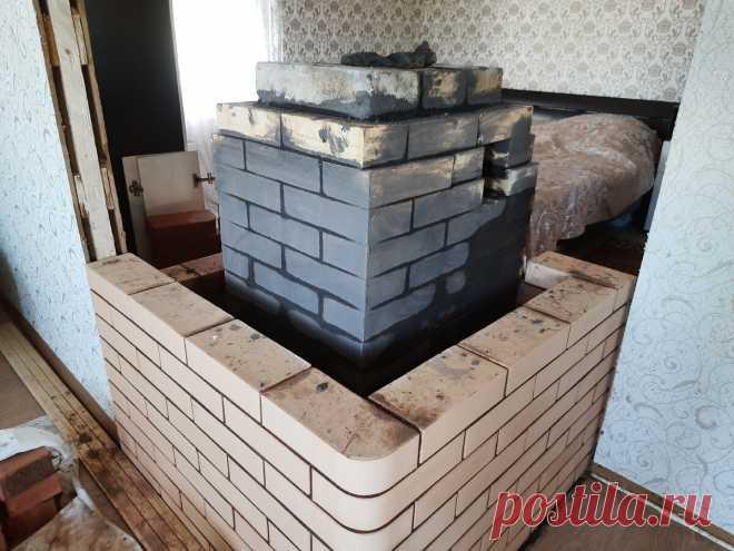 Отопительная печь для дома 50 квадратов. Часть 1   House. Всё о печах   Яндекс Дзен