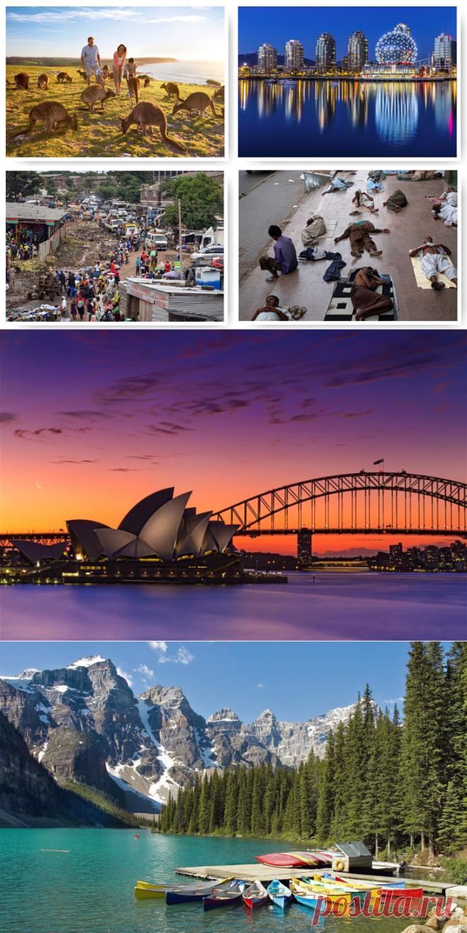 10 лучших и худших городов мира для жизни | ФОТО НОВОСТИ