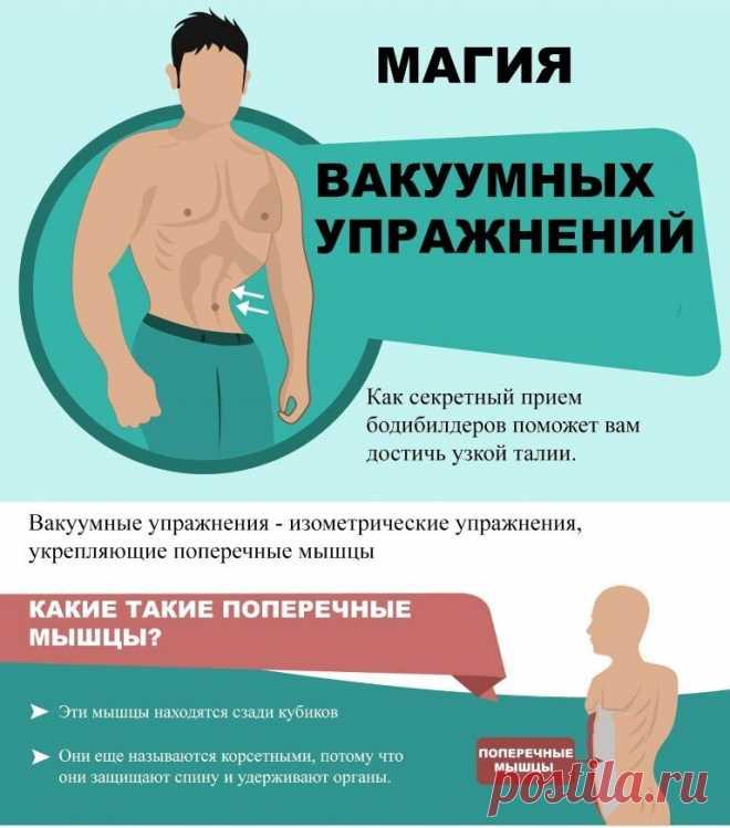 Что будет с вашим телом, если делать