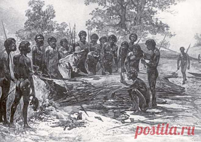 Ради чего в наши дни уничтожили древние артефекты аборигенов Австралии, которые были созданы 46 000 лет назад — vestinews