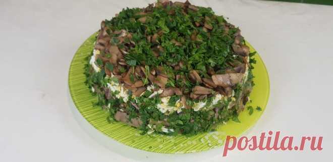 Мне не верят, что этот салат из простых продуктов. Отличная замена оливье и винегрету | Кушать подано | Яндекс Дзен