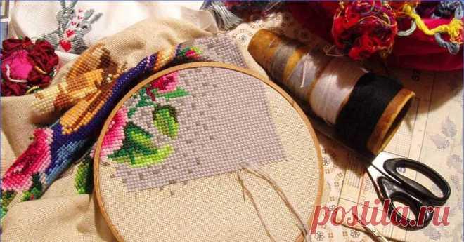 Объемная вышивка на проволочном каркасе  Искусство вышивания безгранично, оно легко может выбраться из плоскости за пределы канвы. О чем мы? Конечно, об объемной вышивке на проволочном каркасе.