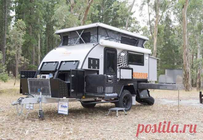 Hybrid travel trailers and Regular RVs: comparison review with top 16 pros and cons - Campers Mag I was very close to buying my first camper, when I realized that hybrid travel trailers have a number of advantages to them, which I knew would come in handy.