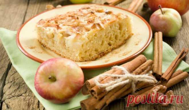 Шарлотка с яблоками. Рецепты самой пышной шарлотки в духовке - Копилка идей