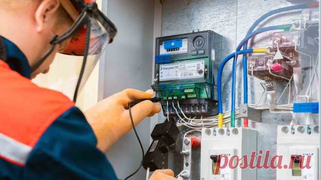 Проверка прибора учета электроэнергии