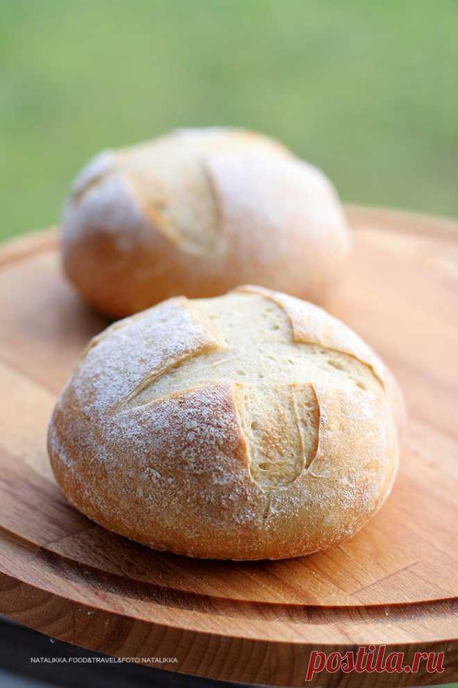 Первый хлеб на пшеничной закваске - Good things — LiveJournal