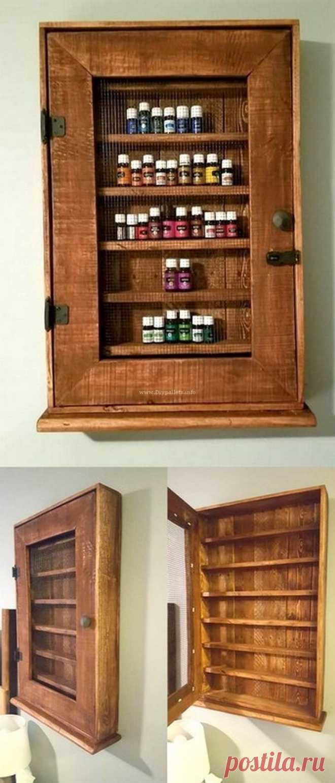 40 + легко сделать DIY паллет мебель идеи - DiyPallets.info