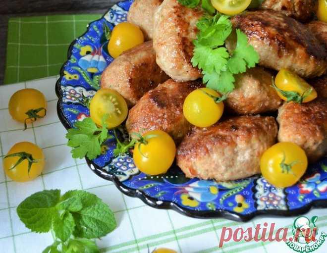 Котлеты из свинины – кулинарный рецепт