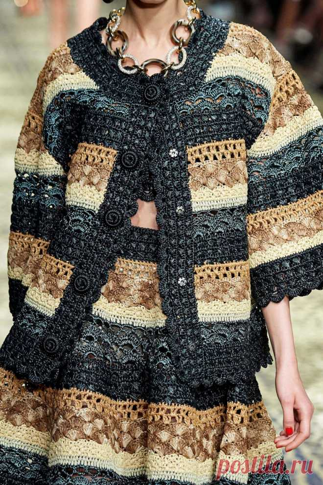Dolce & Gabbana Ready-To-Wear - детали | Коллекции весна-лето 2020 | Милан | VOGUE
