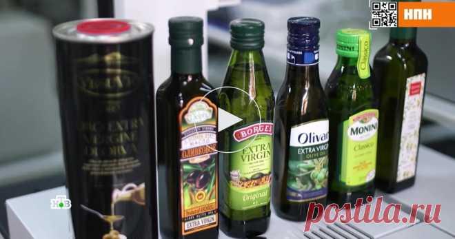 Репортеры программы «НашПотребНадзор» выяснили, чем разбавляют оливковое масло на российских прилавках, ниже какой цены не может стоить качественное оливковое масло и можно ли...