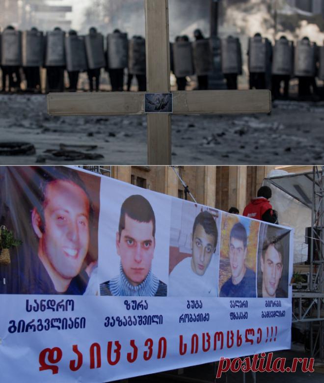 «Стрелять по всем на Майдане» Грузинские снайперы рассказали о заказчиках Андрей Веселов Двадцатого февраля 2014 года на киевском Майдане был открыт снайперский огонь, погибли 53 человека — 49 протестующих и четыре сотрудника правоохранительных органов. Лидеры оппозиции обвинили в этом «режим Виктора Януковича». Тем не менее официальное расследование зашло в тупик: преступники не найдены. Корреспондент РИА Новости встретился в Тбилиси с предполагаемыми снайперами.