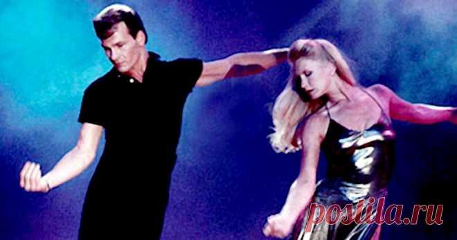 Незабываемый танец Патрика Суэйзи и его жены