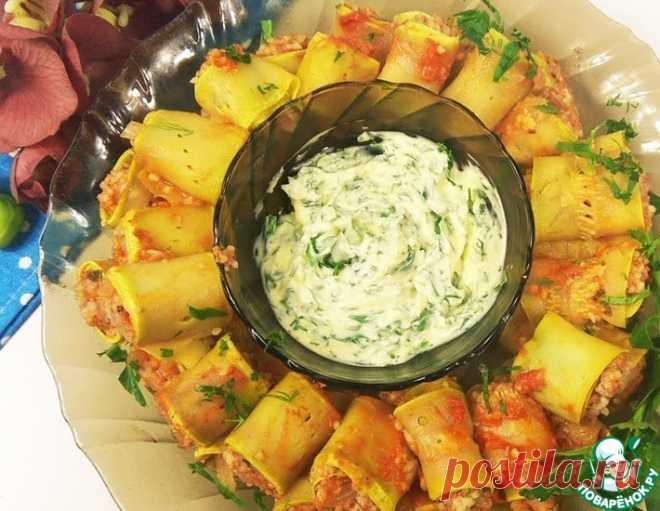 Кабачки по-мароккански – кулинарный рецепт