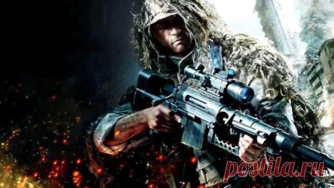 Рейтинг лучших снайперских винтовок России и мира: топ-10 . Чёрт побери