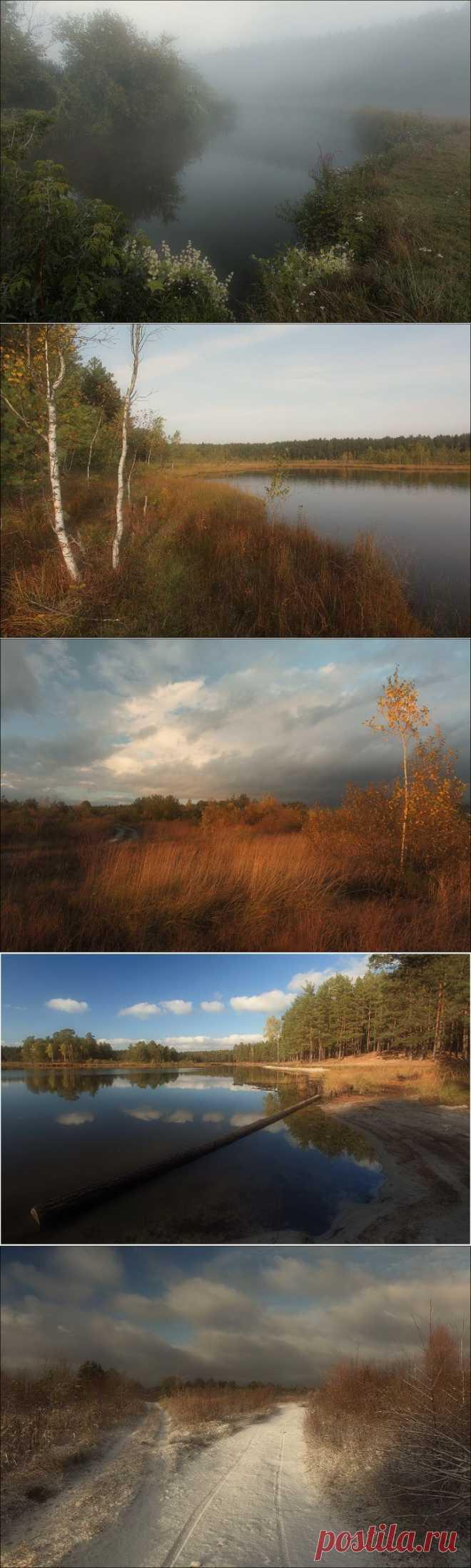 Пейзажи | Фотоискусство