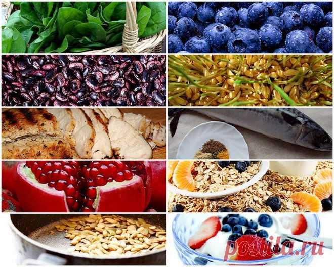 Энергия в тарелке – 10 продуктов против усталости : НОВОСТИ В ФОТОГРАФИЯХ