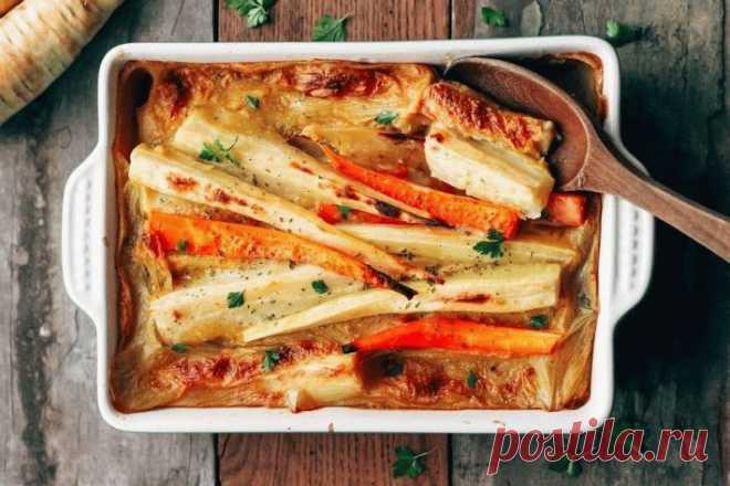 Пастернак овощ рецепты приготовления