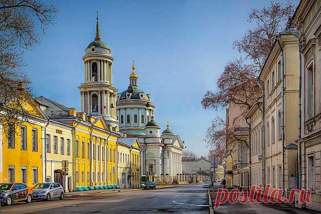 Московский храм с необычным названием. Таких во всей России всего четыре. | Мир открытыми глазами | Яндекс Дзен