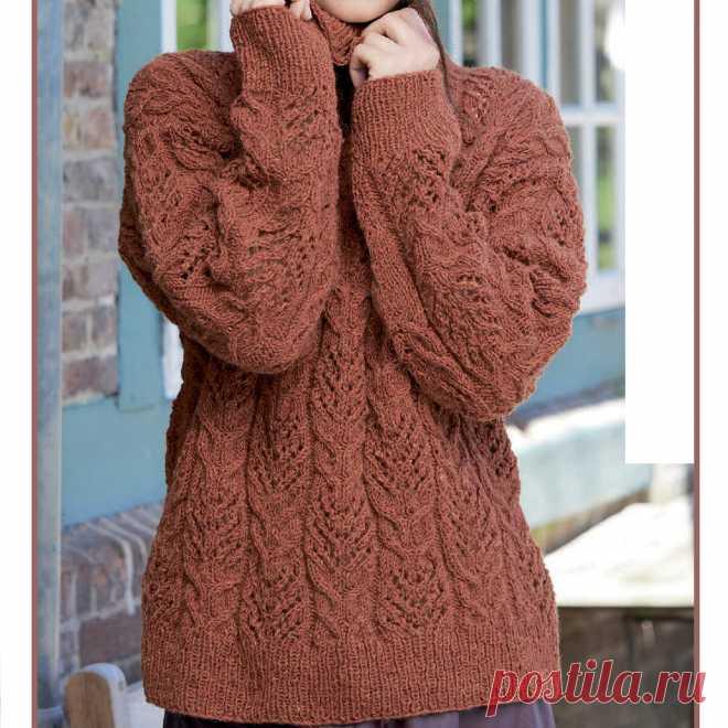 Платья-свитеры, пуловеры и кардиганы крупной вязки Бонус– пальто крючком   Всё лучшее - маме   Яндекс Дзен