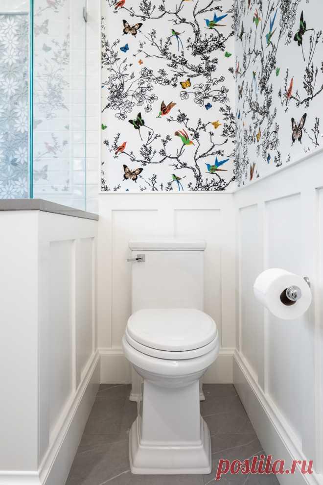 Ravenna Residence - Неоклассика - Ванная комната - Сиэтл - от эксперта Raina Henderson Interior Design, LLC | Houzz Россия