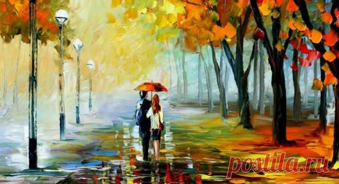 Осень — это не только дождь, сырость и холод, Это еще и буйство красок, яркие зонтики, походы в лес за грибами и уютные и теплые вечера в кругу семьи. Предлагаем вам насладиться творчеством талантливых художников, которые покажут вам всю красоту и таинство золотой осени: