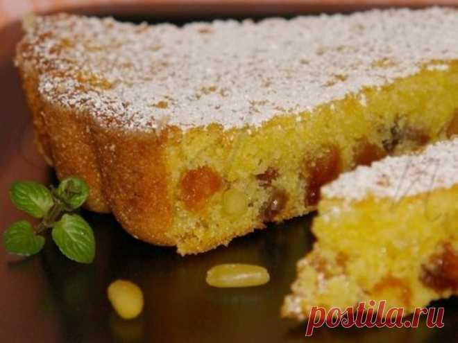 Пирог «Фруктовая вкусняшка» - Женская страница