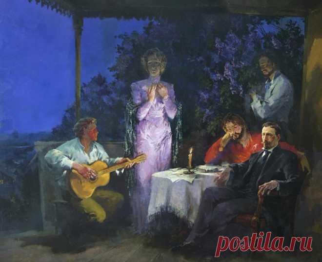 Ретро-музыка. Старинный романс