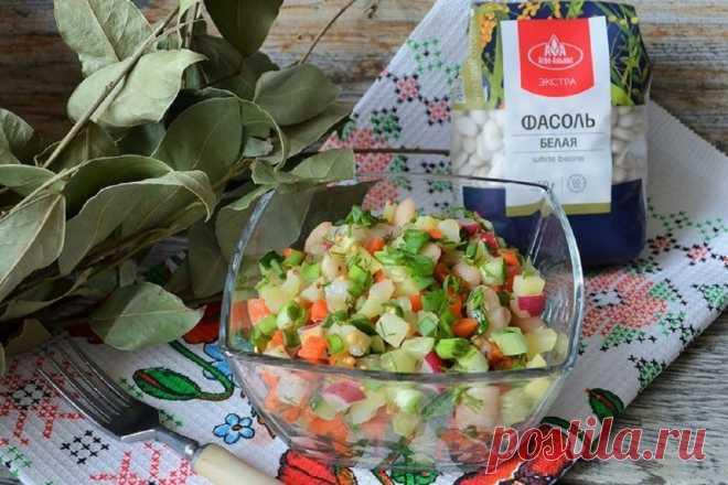 Постный салат на замену оливье | Делимся советами