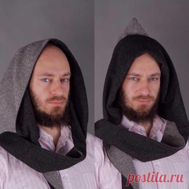 БАШЛЫК- LS Одна сторона эксклюзивная дизайнерская коллекция итальянской шерсти от Luciano Soprani, вторая серийная партия темно серой шерсти Двусторонний башлык. Сшит из 2-х элементов из шерсти. Можно крутить одевать каждый день по новому как на шапку, так и просто как капюшон. Под заказ 5290₽ Спасибо @wildbags_ru за совместную съемку #bashlyk #башлык #шапка #шапка_со_звездой #шапканазаказ #шапкавязаная #шапкашарф #шапкаручнойработы #hatdesigner #sapka #shapka #designhat #шапкамосква #шапка...