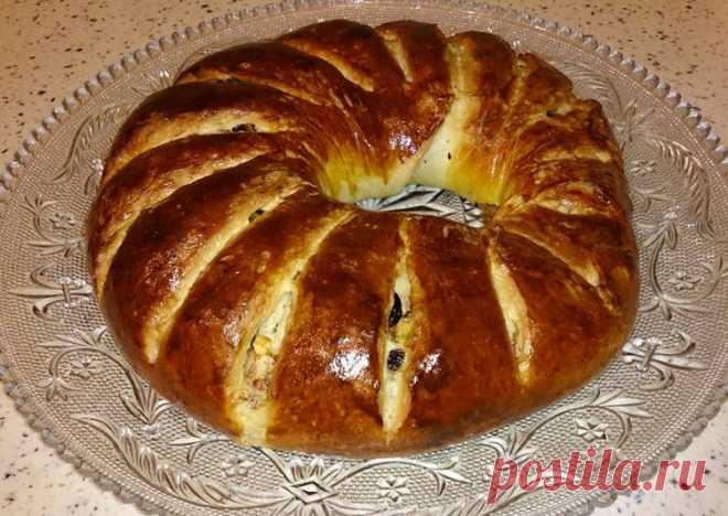 (11) Пасхальный хлеб - пошаговый рецепт с фото. Автор рецепта Chinnigul Abdumanonova . - Cookpad