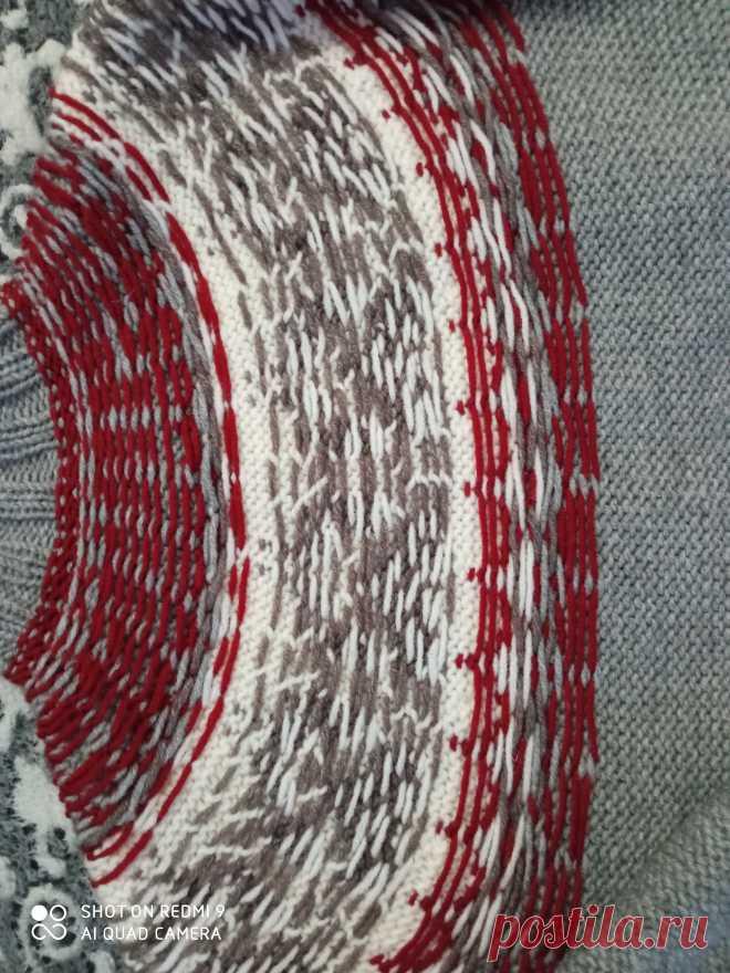 Дикий свитер для городских прогулок | Вязание спицами. Работы пользователей Этот свитер