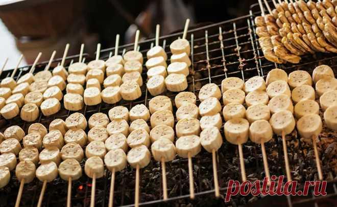 Быстро, просто, вкусно. Блюда, которые легко приготовить на улице - РИА Новости, 11.10.2020