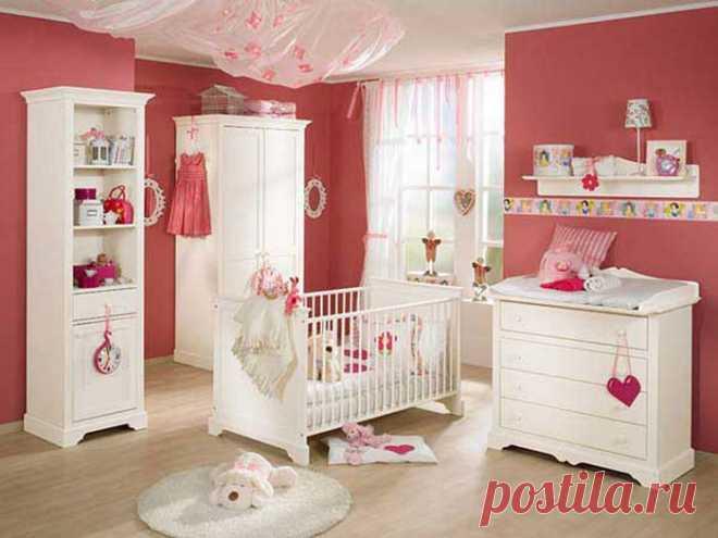 12 важных правил расположения детской кроватки.